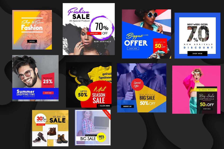 thiết kế banner quảng cáo google, facebook