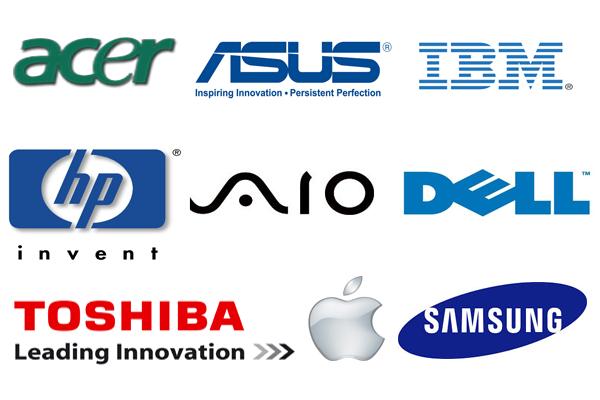 thu mua laptop nhiêu dòng khác nhau