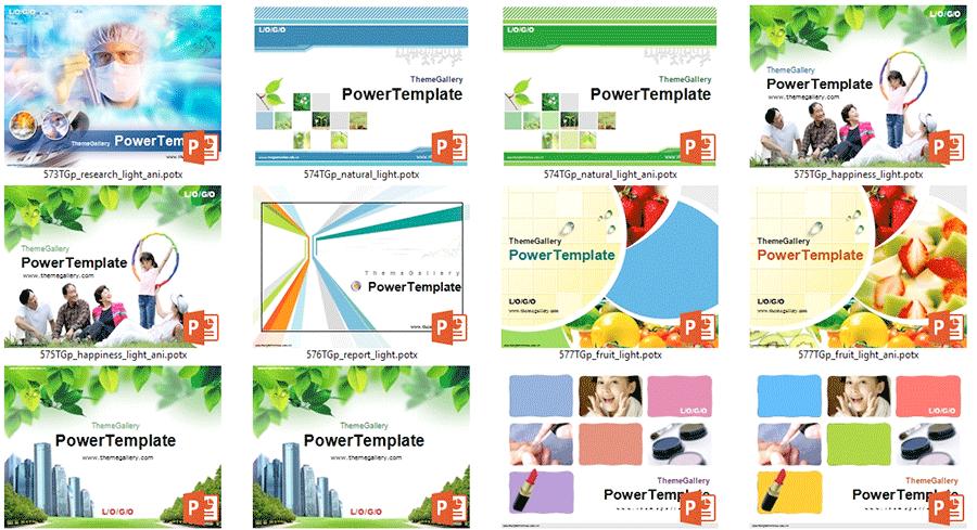 tổng hợp nhiều mẫu powerpoint đẹp miễn phí