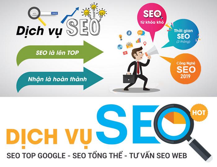dịch vụ seo từ khóa website