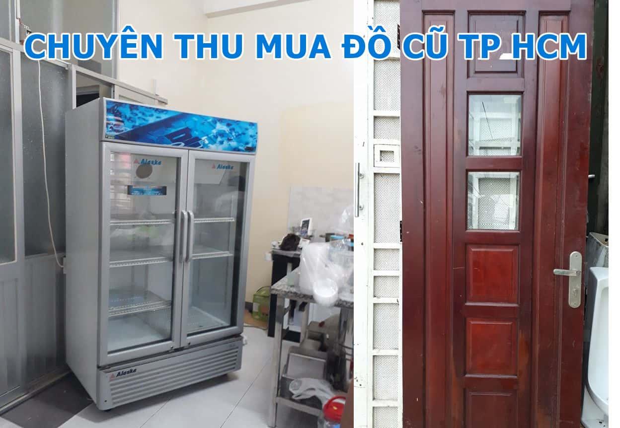 thu mua đồ cũ giá cao Tp.HCM